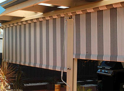 Outdoor Blinds In India